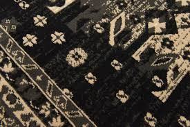 Black And Beige Area Rugs World Menagerie Valley Black Area Rug U0026 Reviews Wayfair