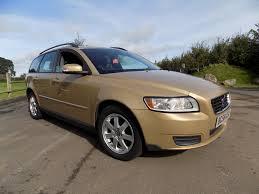 volvo station wagon 2007 used volvo v50 cars for sale motors co uk