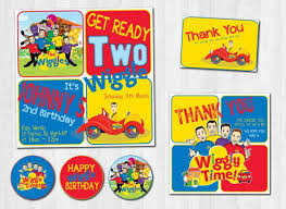 73 best wiggles birthday party images on pinterest music party
