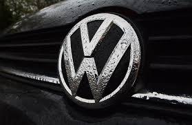 first volkswagen logo volkswagen is open to merger with fiat chrysler fortune