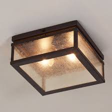 outdoor ceiling flush mount lighting shades of light