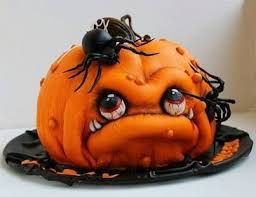 293 best fall and halloween cakes images on pinterest halloween