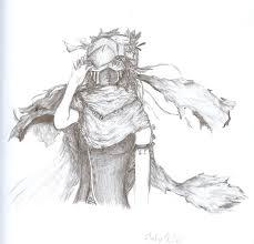 white dove fan sketch by indowake on deviantart