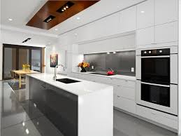 Modern American Kitchen Design Alluring 50 Flat Panel Kitchen Design Design Decoration Of Flat