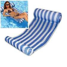 inflatable pool chair large float couch water lake lounge sofa bed