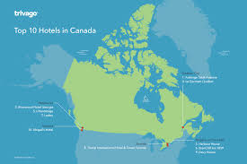 hotels in b c ontario and quebec top list of best rated