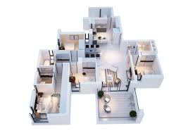 3d floor plans the 3d architect
