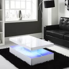 Black Gloss Glass Coffee Table Coffee Tables Glass Coffee Table Marble Top Extendable