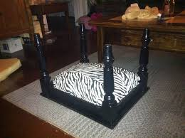 dog beds made out of end tables table at the end of the bed home furniture design