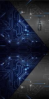 blue digital texture wallpaper iphone 5 640 1136 blue wallpaper