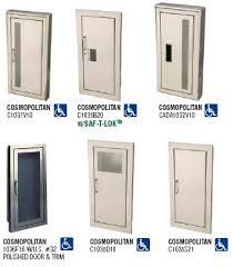 jl industries fire extinguisher cabinets jl ambassabor academy cosmopolitan series extinguisher cabinets