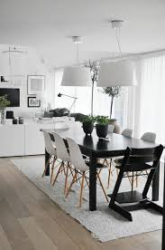 white dining room set black and white dining room enchanting home design