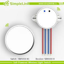 Outdoor Remote Light Switch Batteryless Rf 1 Wireless Remote Outdoor Light Sensor