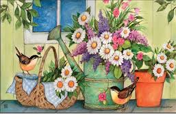 porch clipart u0026 outdoor front porch flowers matmates doormat