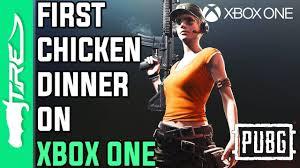 pubg xbox gameplay my first pubg chicken dinner on xbox one pubg xbox one x