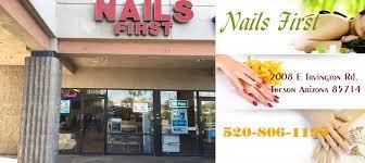 coupon nail salon tucson nail salon 85714 nails first