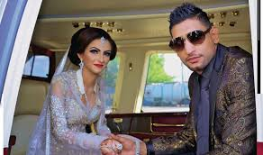amir khan and faryal makhdoom walima pictures