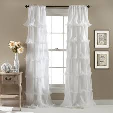 decor nerina sheer window curtain 54 u0027 u0027 x 84 u0027 u0027