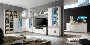 Wohnzimmerschrank Aus Paletten Wohnzimmervitrine Yennica In Weiß Hochglanz Wohnen De Vitrine