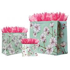wrapping paper box cherry blossom collection gift bags wrapping paper box wrap