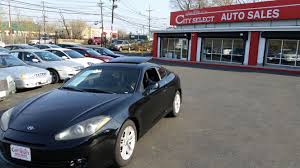 hyundai tiburon city select auto sales