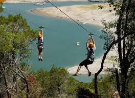 kids fly free at lake travis zipline adventures 365 things to do