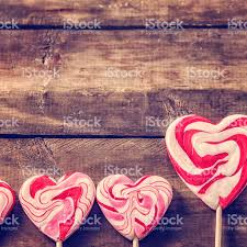s day lollipops valentines day decoration with heart lollipops stock photo istock