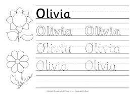 collect free printable tracing names worksheets worksheets sheet
