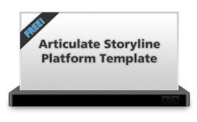 free articulate storyline template articulate