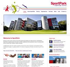 Work From Home Web Design Jobs Uk Sportpark Featured Work Web Design Creative And Print