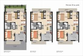 200 Gaj In Square Feet by Floor Plan Aaa Property Track Gbp At Derabassi Chandigarh