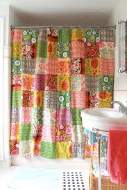 Lined Curtains Diy Inspiration Make Your Own Shower Curtain Not In Love With The Fabrics But