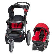 Iowa Travel Stroller images Baby trend range jogger black red travel system jpg