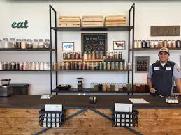 specialty coffee shop and quality goods store officially opened on