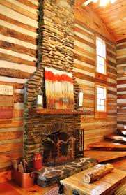 nc mountain antique log cabin