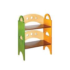 kids room see and store stacking bookshelf single bookshelf with