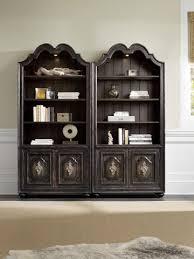 auberose bunching bookcase 1595 10446 ltbk hooker furniture