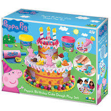 Peppa Pig Play Doh Peppa Pig Birthday Cake Dough Play Doh Activity Set Creative