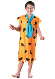 costume for kids kids fred flintstone costume