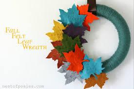 autumn wreath craftionary