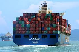 container ship ships