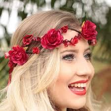headband comprar 116 best tiaras de flores images on hairstyles