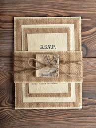 rustic invitations mod finds rustic chic wedding invitations rustic chic belly