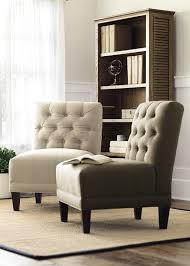 Armless Accent Chair Emejing Armless Living Room Chairs Images Rugoingmyway Us