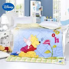 Disney Store Comforter Aliexpress Com Buy Winnie The Pooh Piglet Print Comforter Disney