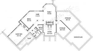 Slab House Plans by Jordain Luxury House Plan 3000 To 4000 Sq Ft Home Plan