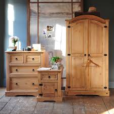 Solid Pine Wardrobes Solid Pine Furniture Is The Most Durable And Dependable In Use