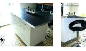 fabriquer un ilot de cuisine fabrication ilot central awesome idee deco cuisine avec fabrication