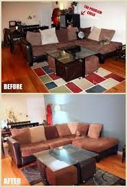 our diy living room makeover part one it u0027s amazing what a little
