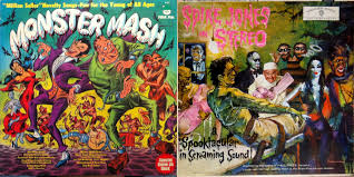youtube halloween music monster mash beyond u0027monster mash u0027 20 novelty songs from the mid century